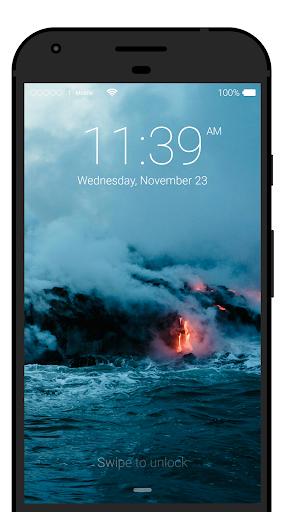 ud83dudd13 Lock Screen IOS10 style 1.35 screenshots 6