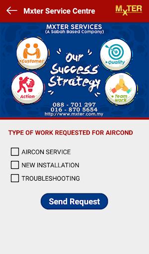 Mxter Maintenance Service Centre Sabah 1.0 screenshots 3