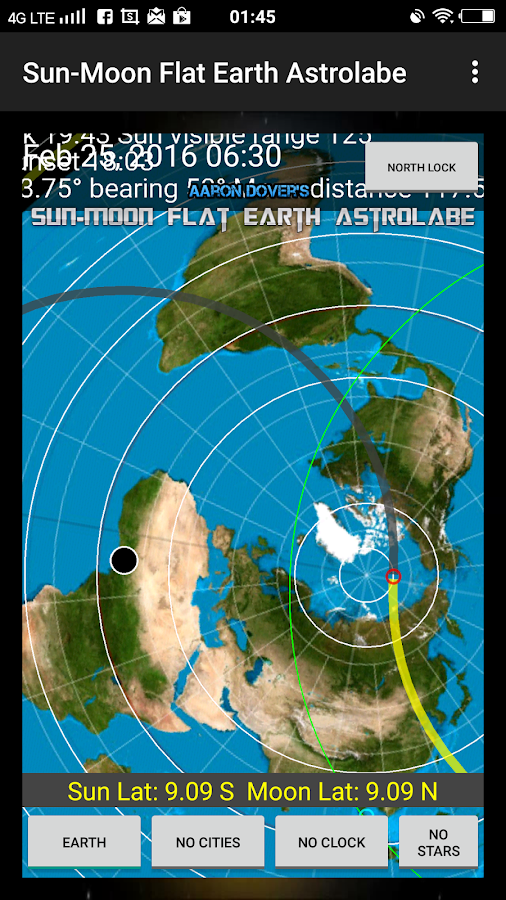 Sun moon flat earth astrolabe android apps on google play sun moon flat earth astrolabe screenshot gumiabroncs Choice Image