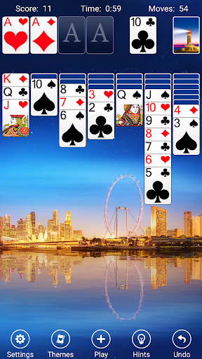 Solitaire - screenshot