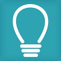 Bucketbulb: social bucket list icon