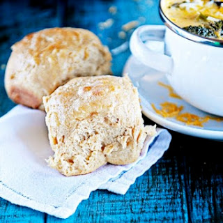 Whole Wheat Cottage Cheese Rolls