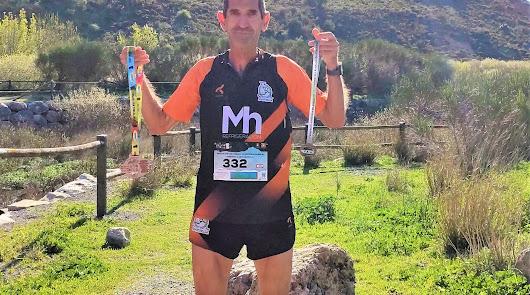 El ultrafondista Federico Sáez logra un doble podio