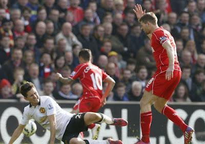 Gerrard suspendu trois matchs, Skrtel poursuivi