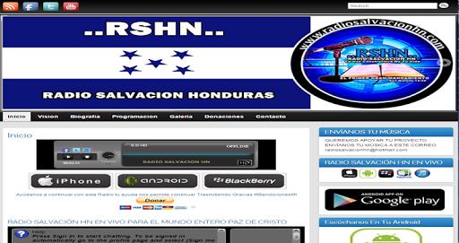 RADIO SALVACION HN