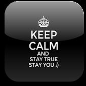 Funny Keep calm