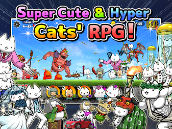 Cats the Commander APK screenshot thumbnail 12