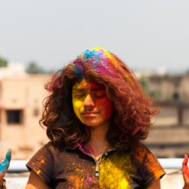Colorful by Rajib Chatterjee - Babies & Children Children Candids