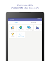 Screenshot of ClassDojo