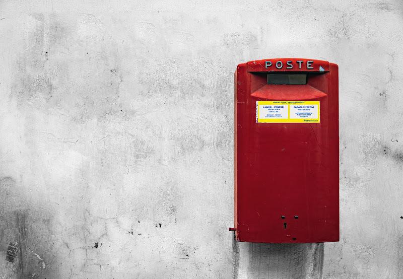 Old Mailbox di #giannigalliphoto