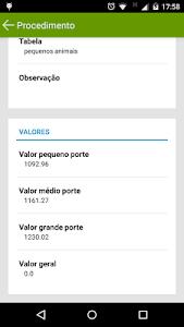 Procedimentos Veterinários screenshot 5