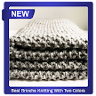 Best Brioche Knitting With Two Colors APK