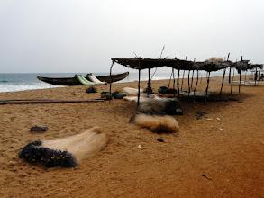 Photo: le coin des pêcheurs