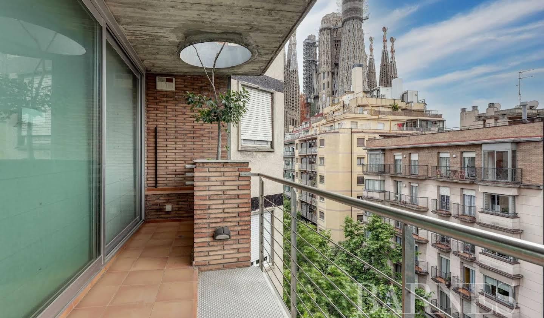 Maison avec terrasse Barcelone