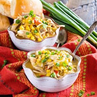 Turkey & Corn Chowder Recipe