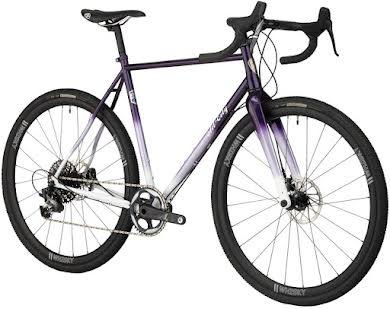 All-City Cosmic Stallion Force 1 Bike - 700c, Steel, Purple Fade alternate image 3