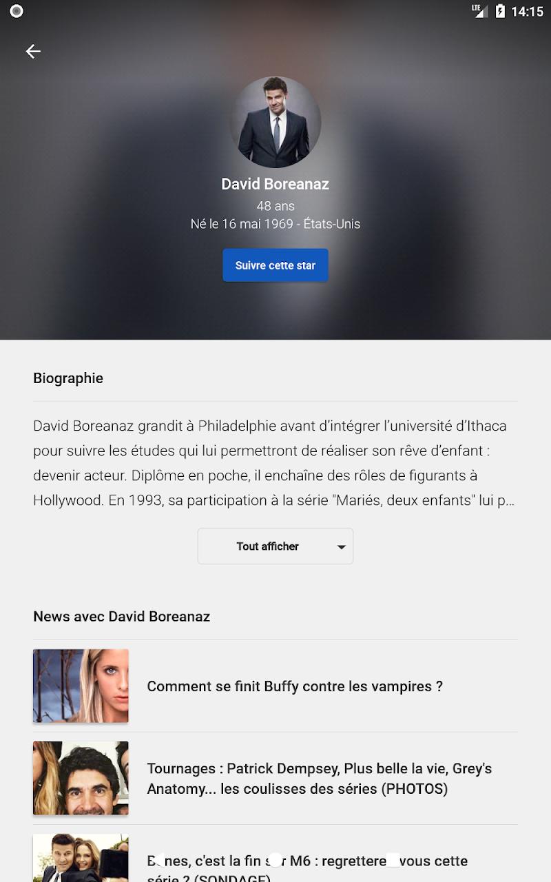 Programme TV par Télé Loisirs : Guide TV & Actu TV Screenshot 18