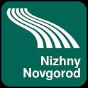 Nizhny Novgorod Map offline icon