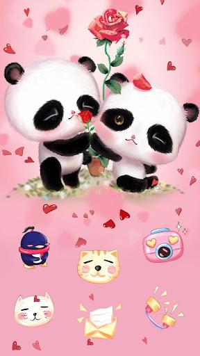 Pink Panda Love 1.1.7 screenshots 2