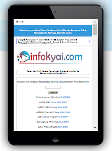 InfoKyai - náhled