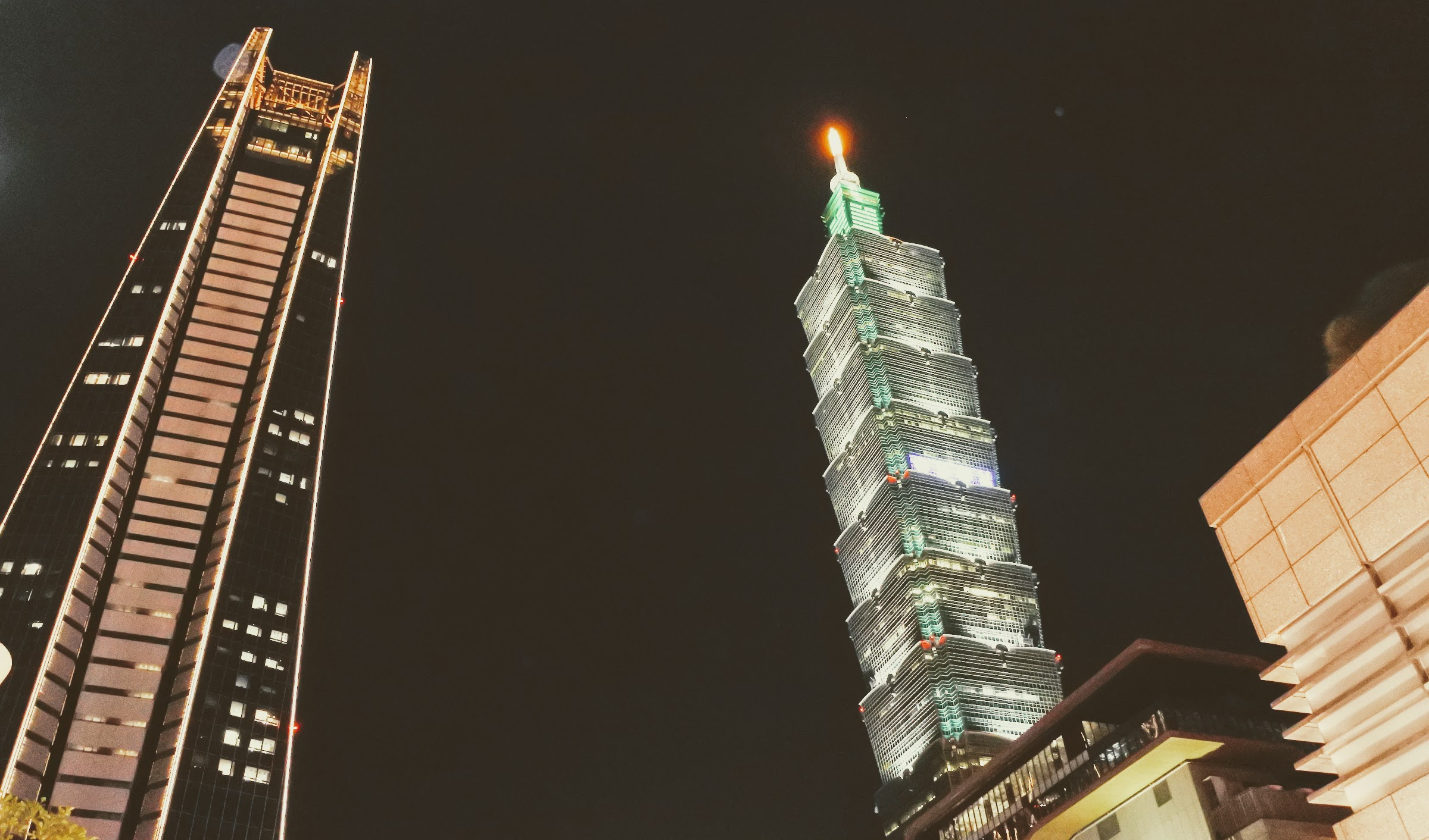 A must for a 3 nights in Taiwan trip - Taipei 101