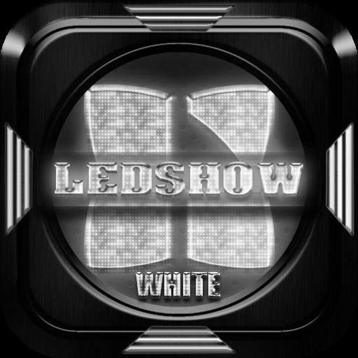 Next Launcher Theme LedShowWT