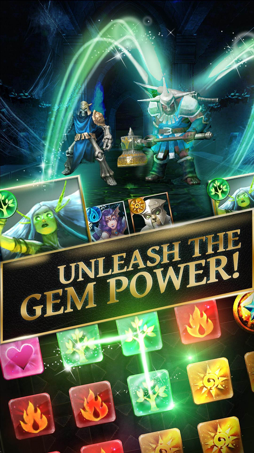 Dungeon Gems screenshot #4