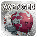 Avenger Rise of Ultron Vision