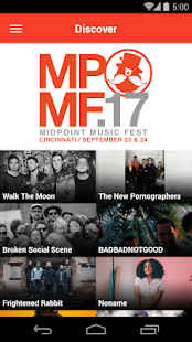 MidPoint Music Festival- screenshot thumbnail