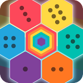 Bee - Hex Match Puzzle