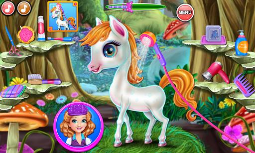 Sandra Pony Fairy Salon 1.0.5 screenshots 4