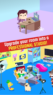 Vlogger Go Viral Mod Apk 2.41.1 [Unlimited Money + Unlocked] 3