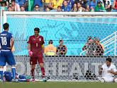 Luis Suarez évoque sa morsure lors du Mondial 2014