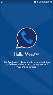 HELLO Messenger - Free Video Call and Chat - náhled