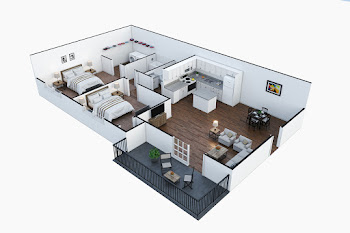 Go to The Retreat Floorplan page.