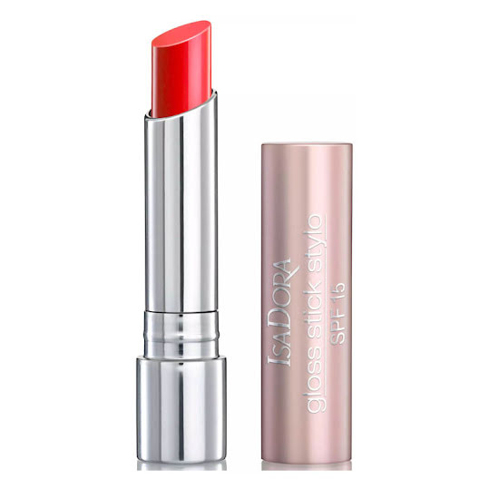 Isadora Gloss Stick Stylo 30, Sunshine Red