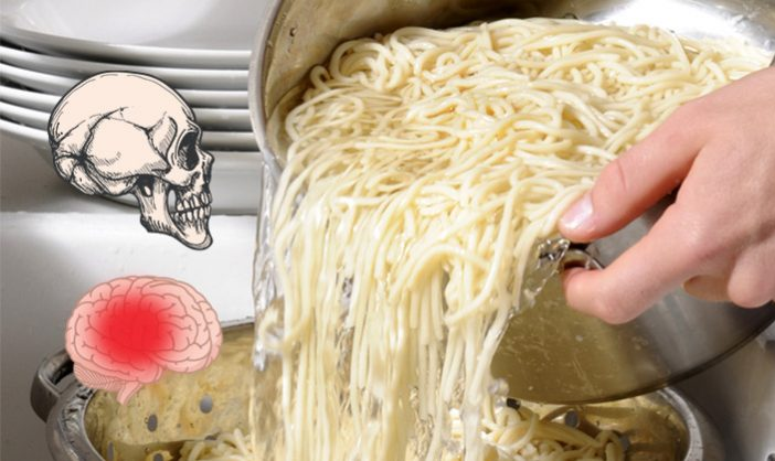Diets high in pasta could increase your risk of dementia by 89%