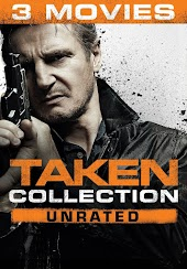 Taken 3-Movie Collection Unrated