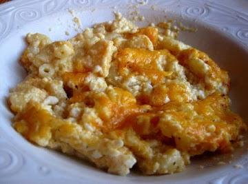Creole Mac & Cheese Recipe