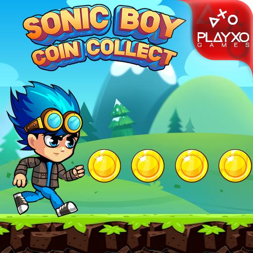 Baixar Sonic Boy Coin Collect para Android