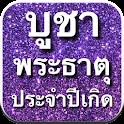 บูชาพระธาตุประจําปีเกิด icon