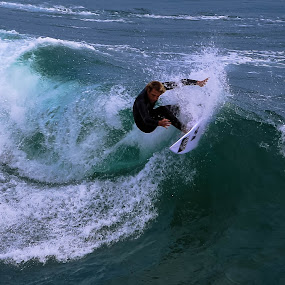 Precision by Scott Murphy - Sports & Fitness Surfing (  )
