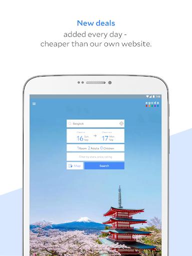 Agoda u2013 Hotel Booking Deals 6.41.0 screenshots 8