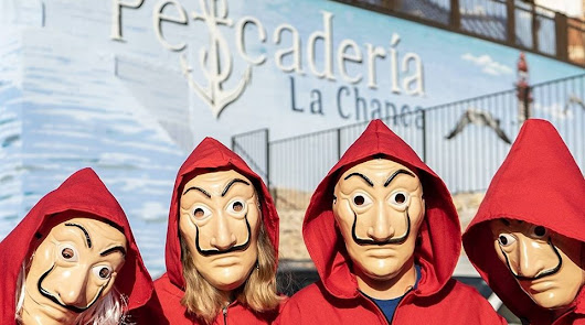 La Resistencia Humanística, lista para actuar en Almería.