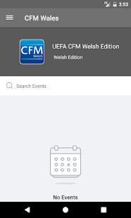 UEFA CFM Wales - náhled