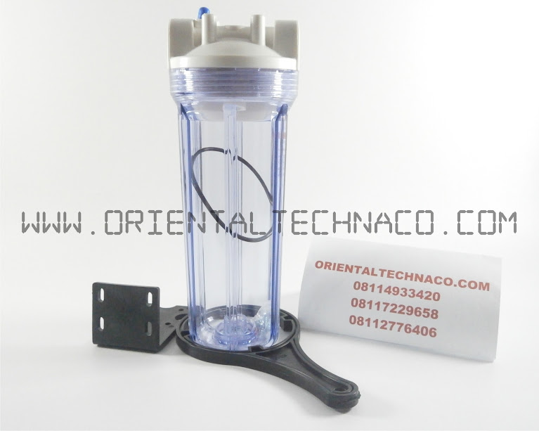 Housing Nanotec Clear 3/4 10in