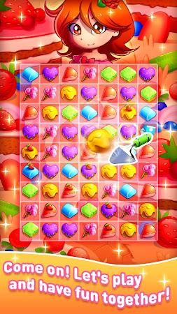 Yummy Story: match 3  game 1.0.122 screenshot 830357