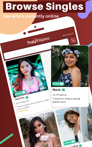 TrulyFilipino - Filipino Dating App 5.5.0 screenshots 9