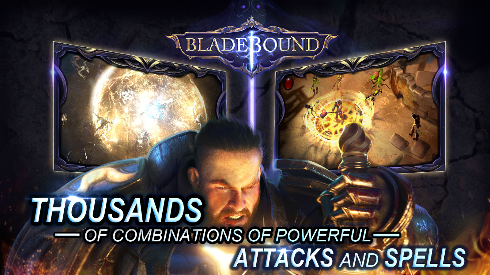 bladebound hack and slash rpg android apps on google play