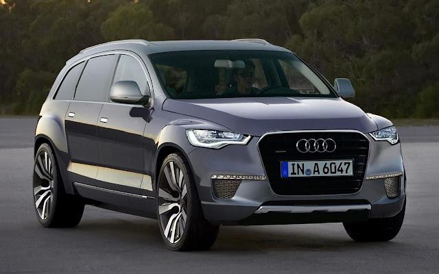 Audi Q5 Themes & New Tab